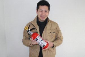 【再掲載】消火器でお悩みではありませんか?