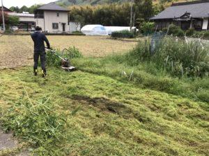 草刈りのご依頼を頂きました!
