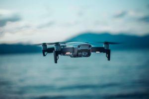 空撮用ドローン導入計画について