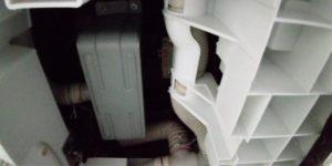 ドラム型洗濯機の詰まり対処を致しました!