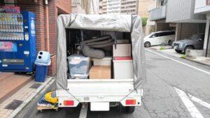 荷物の運搬を行いました!【広島市中区】